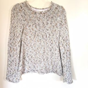 Sparrow Anthropologie sweater mohair wool blend